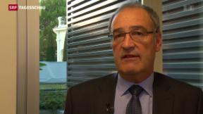 Video «SVP Waadt nominiert Parmelin» abspielen