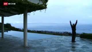 Video ««L'expérience Blocher» feiert Premiere» abspielen