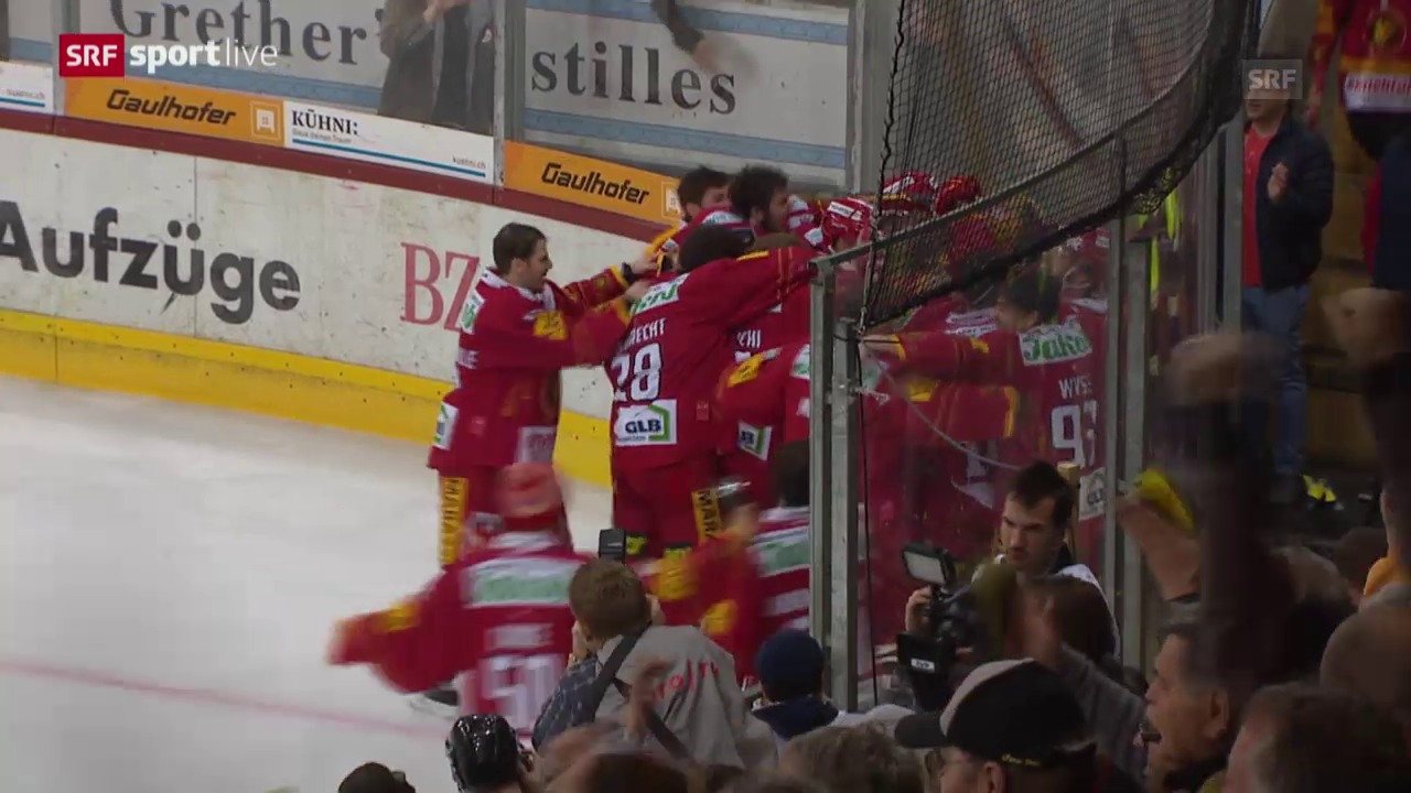 Eishockey: Ligaqualifikation, Zusammenfassung SCL Tigers - Rapperswil-Jona Lakers