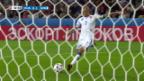 Video «Die Live-Highlights bei Russland - Slowakei» abspielen