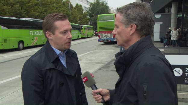 Video «Interview mit André Schwämmlein von Flixbus» abspielen