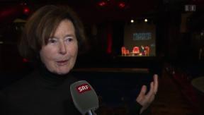 Video «Elisabeth Kopp: Ihre Lebensgeschichte in Buchform» abspielen