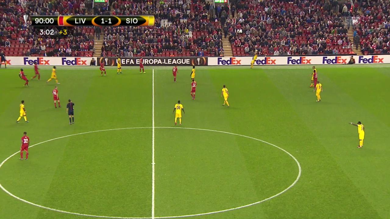 Fussball: Europa League 2015/16, 2. Gruppenspiel, Liverpool – Sion, Live-Highlights