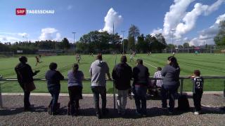 Video «Benimmregeln für Fussball-Eltern» abspielen