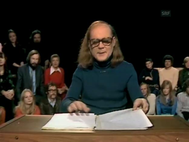 Video ««Das Radioprogramm von morgen» aus «Restliste» vom 14.11.1973» abspielen