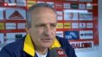 Video «Pierre-André Schürmann, der neue Sion-Trainer» abspielen