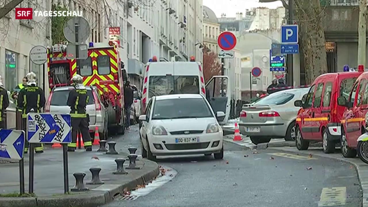 Erneuter Terrorverdacht in Paris