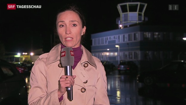 Video «SRF-Korrespondentin Nicole Frank» abspielen