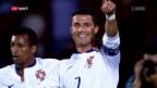 Video «Cristiano Ronaldo im Porträt» abspielen