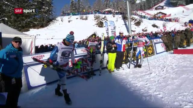 Swiss-Ski mit 21 Athleten zur WM («sportaktuell»)