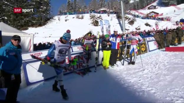 Video «Swiss-Ski mit 21 Athleten zur WM («sportaktuell»)» abspielen