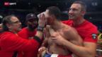 Video «Boxen: WM-Kampf Klitschko - Powetkin» abspielen