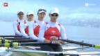 Video «Der Schweizer Doppelvierer: Klein aber oho!» abspielen