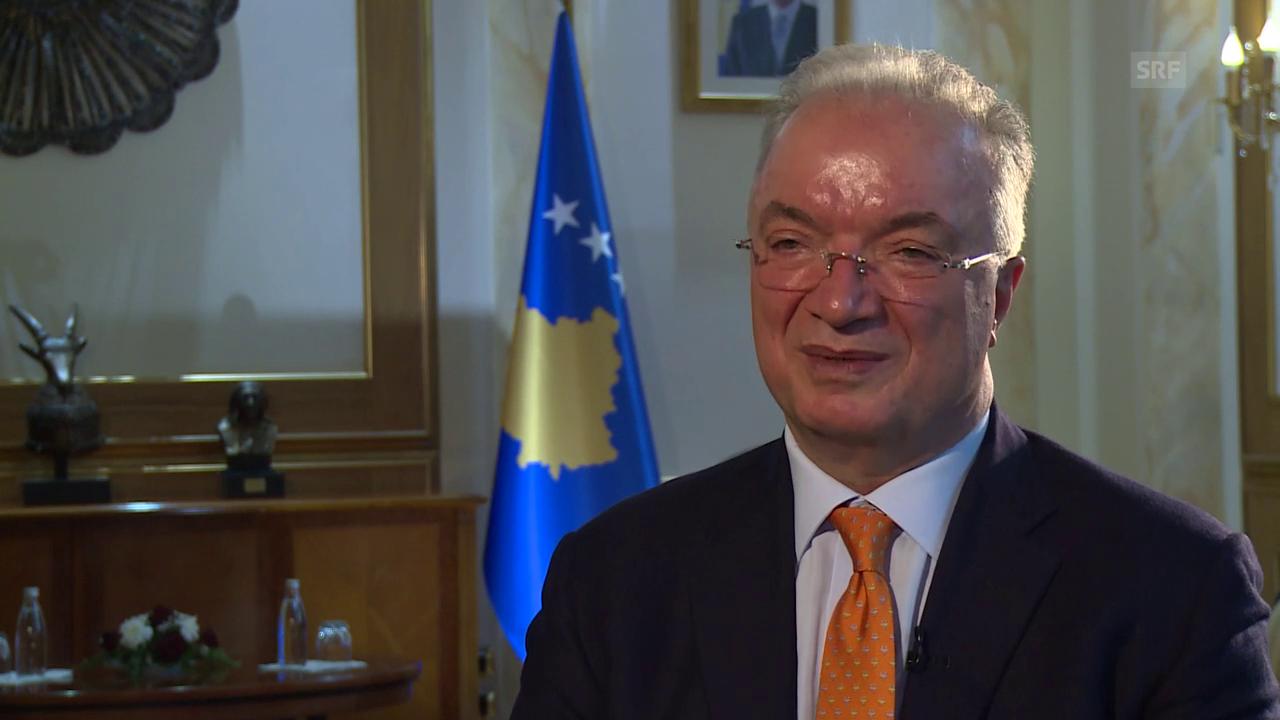 Xhavit Haliti: «Hätte ich die volle Macht gehabt, ginge es Kosovo besser»