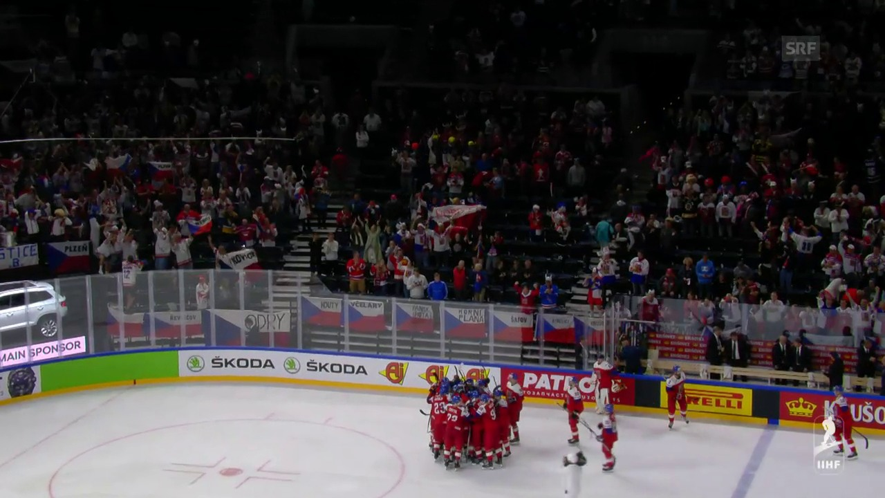 Schweiz gegen Tschechien glücklos