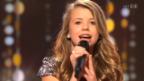 Video «Chiara Castelli mit «Lueged vo Berg und Tal»» abspielen