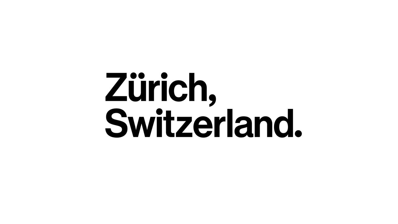 Neues Gewand für Zürich Tourismus