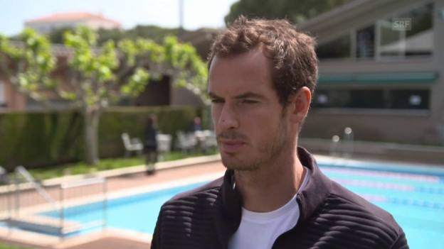 Video «Murray: «Es wird schwierig, die Nummer 1 zu bleiben» (SNTV)» abspielen