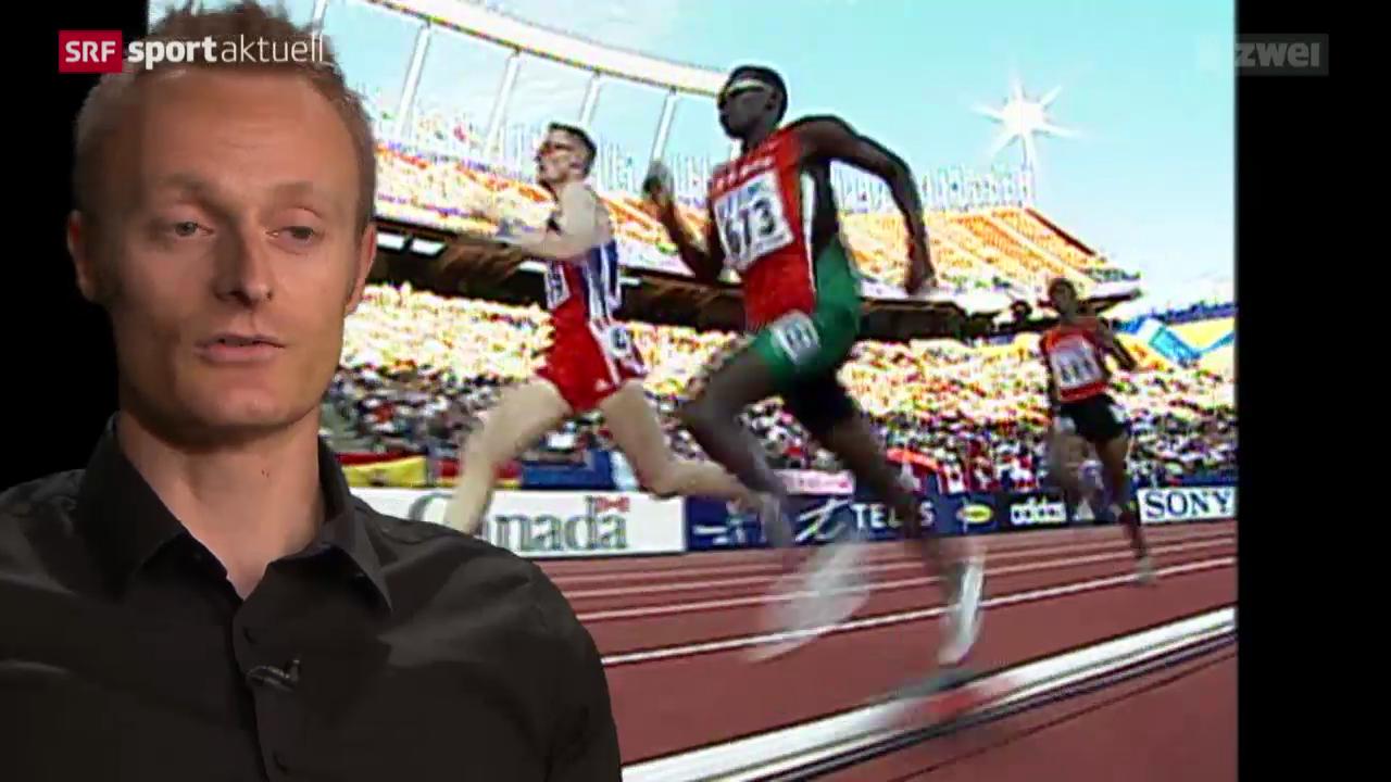 Leichtathletik: Ehemalige Mittelstreckenläufer