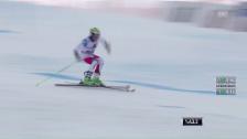 Video «Justin Murisier sorgt für ein Schweizer Highlight» abspielen