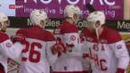 Video «Lausanne gewinnt in Freiburg mit 4:0» abspielen