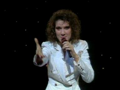 Video «Auftritt Céline Dion» abspielen