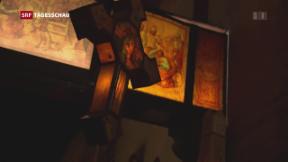 Video «Jahrhundertealte Osterprozession im Tessin » abspielen