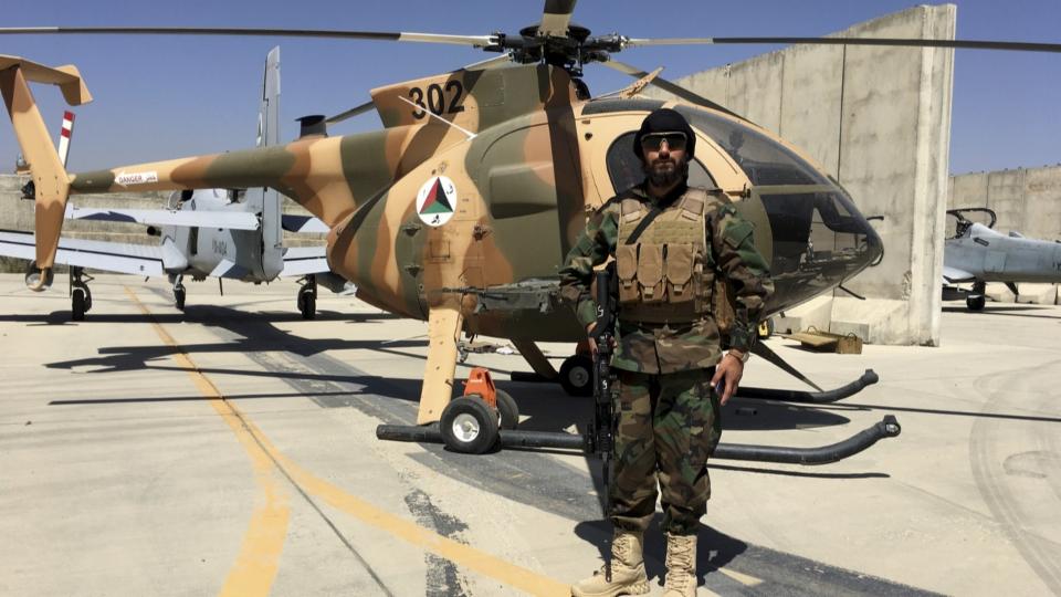 Sipri zur Lage in Afghanistan: Was bringt das eroberte Arsenal den Taliban?