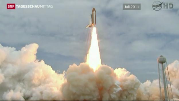 Video «Nasa plant exklusiven Weltraum-Flughafen» abspielen