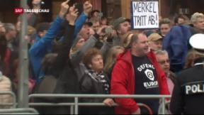 Video «Deutschland feiert den Tag der Einheit» abspielen