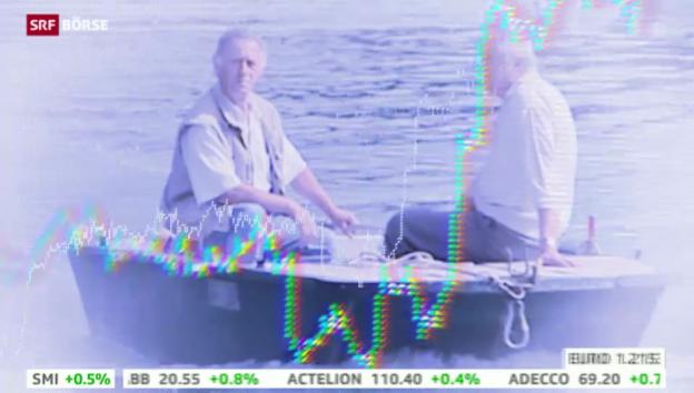 Video «SRF Börse vom 16.07.2014» abspielen