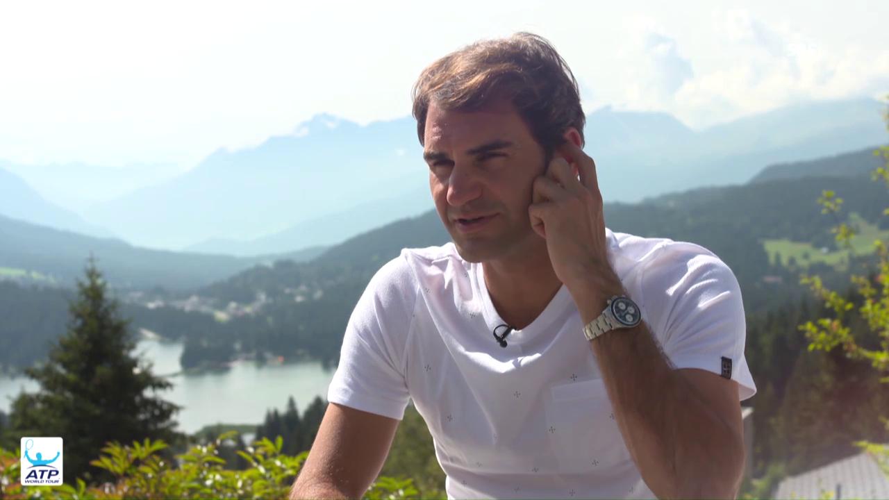 Roger Federer über den Saisonabbruch