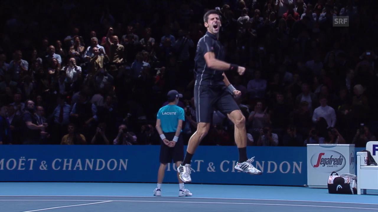 Sehenswerte Punkte von Djokovic in London