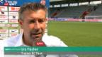 Video «Fussball: Stimmen zu Thun - Luzern» abspielen