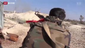 Video «9 Milliarden Euro für Syrien-Krise» abspielen