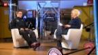 Video «Der Sportler des Jahres Simon Ammann im «Lounge-Gespräch»» abspielen
