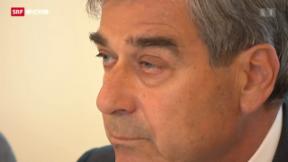 Video «Führungskrise bei Economiesuisse» abspielen