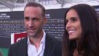 Video «Ein britisch-schweizerisches Glamourpaar» abspielen