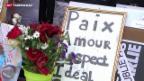 Video «Paris gedenkt der Terroropfer» abspielen