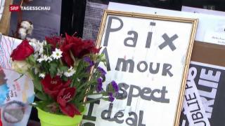 Video «Paris gedenkt der Terroropfer » abspielen