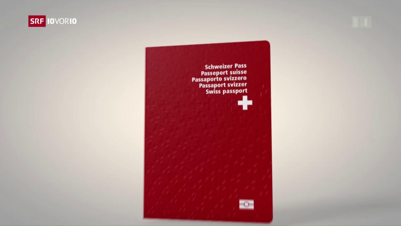 FOKUS: Darauf setzt die Vorlage «Erleichterte Einbürgerung»