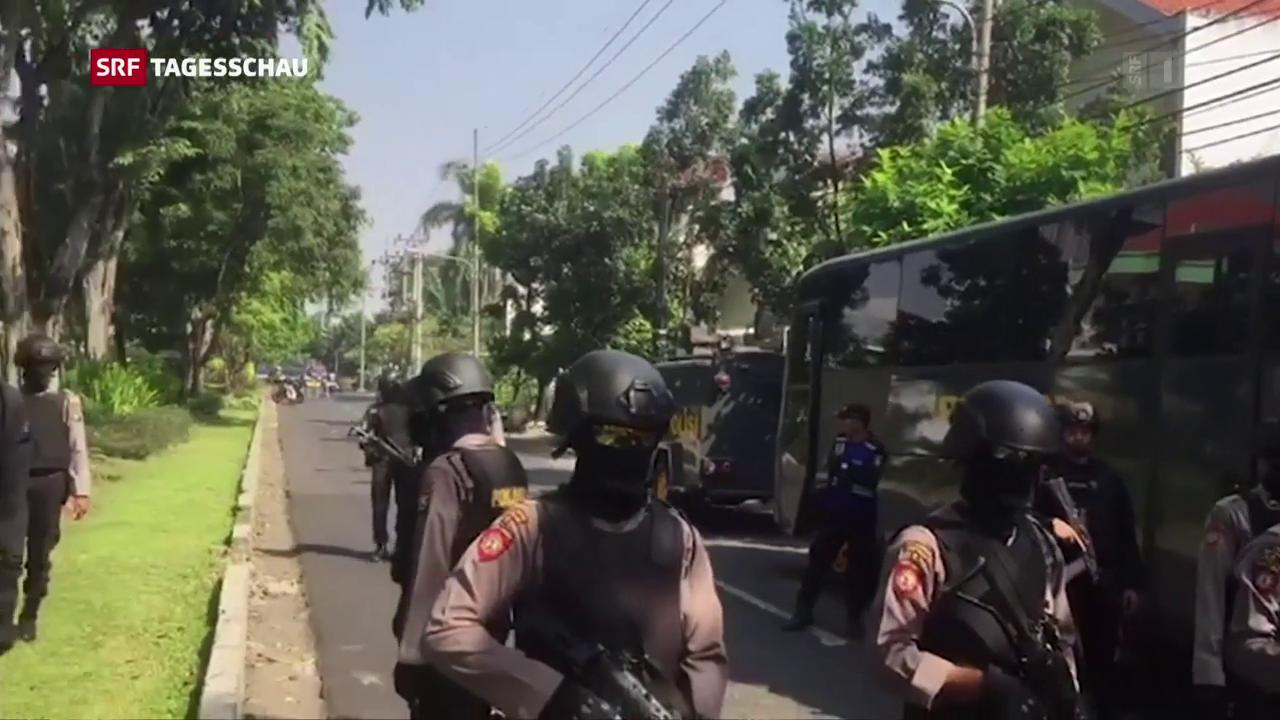 Terror erreicht Indonesien erneut