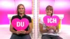 Video ««Ich oder Du»: Simone Kuhn und Nadine Zumkehr» abspielen