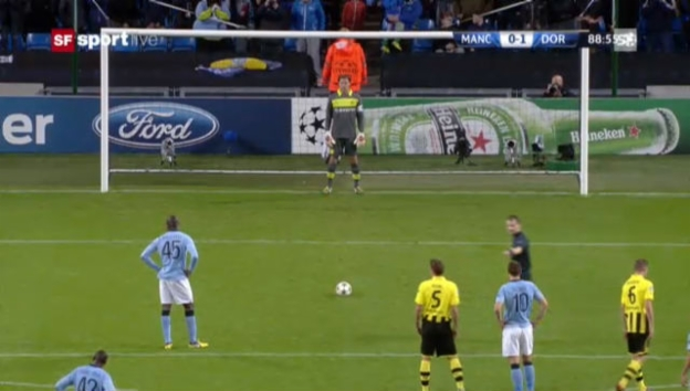 Video «CL: Manchester City - Dortmund («sportlive»)» abspielen