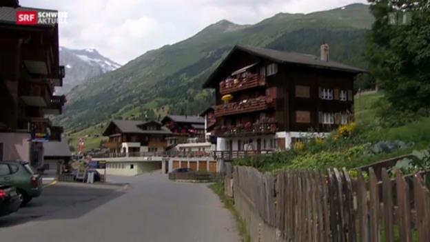 Video «Schweiz aktuell vom 07.08.2013» abspielen