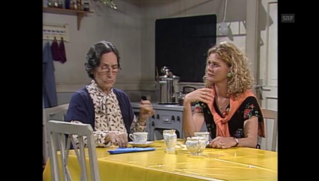 Video ««Schweizer Comedy Legenden»: Fascht e Familie 1996» abspielen