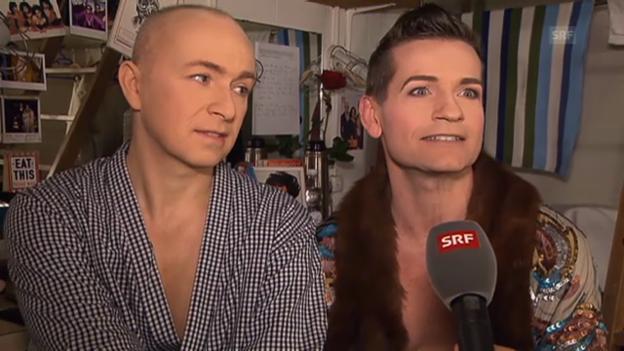 Video «Tobias Bonn und Christoph Marti über Heimweh» abspielen