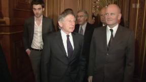 Video «Roman Polanski: Wird er ausgeliefert?» abspielen