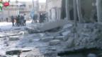 Video «Syrische Kampfjets töten Zivilsten» abspielen