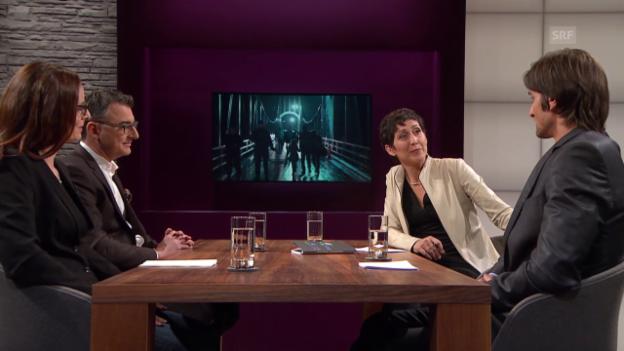 Video «Radikale Heimatfilme: Die Kritikerrunde zum Schweizer Filmpreis» abspielen